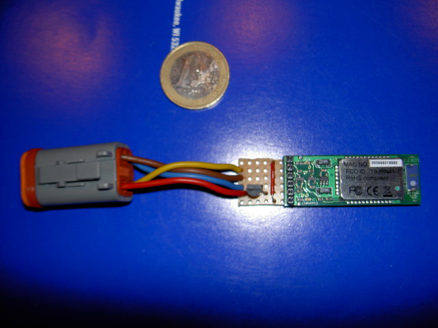 EcmSpy - Bluetooth Modem